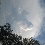 Drohende Zeichen am Himmel