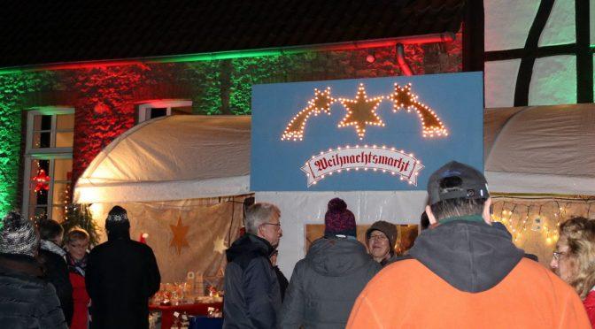 Unser Weihnachts-Markt am 2. Dezember