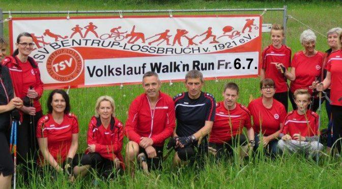 Walk'nRun 2018 – mit Anmeldung