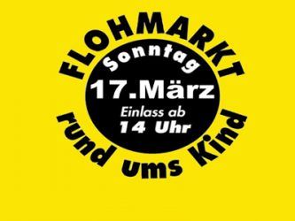 FLOHMARKT – Rund ums Kind