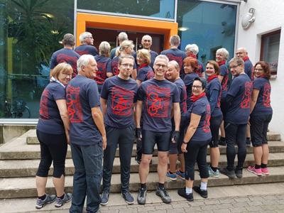 Die Jubiläumstour – 20 Jahre Fahrradfahren