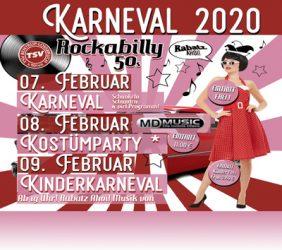 Karneval im Februar