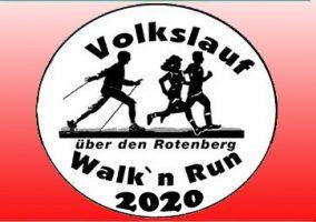 Walk'nRun 2020 – am 5. Juni