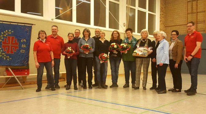 Die Mitgliederversammlung des TSV am 12. März