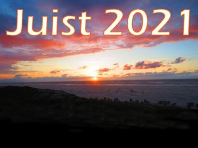 Juist – Familienfreizeit 2021