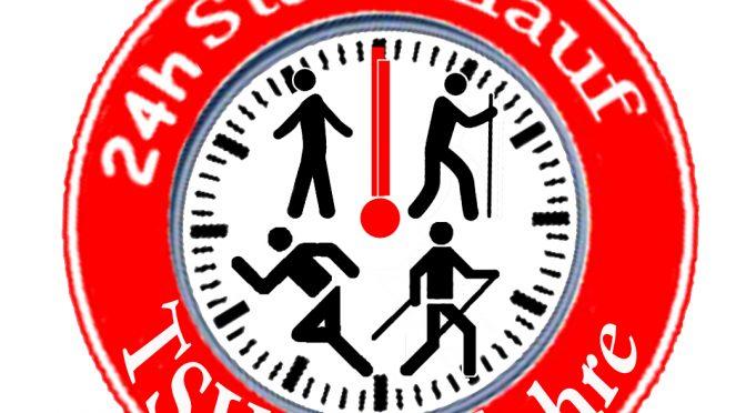 TSV-24h-Staffel-Walk'nRun am 20. + 21.8.