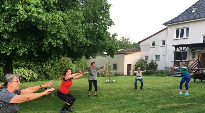 Es geht wieder los… TSV-Outdoorsport